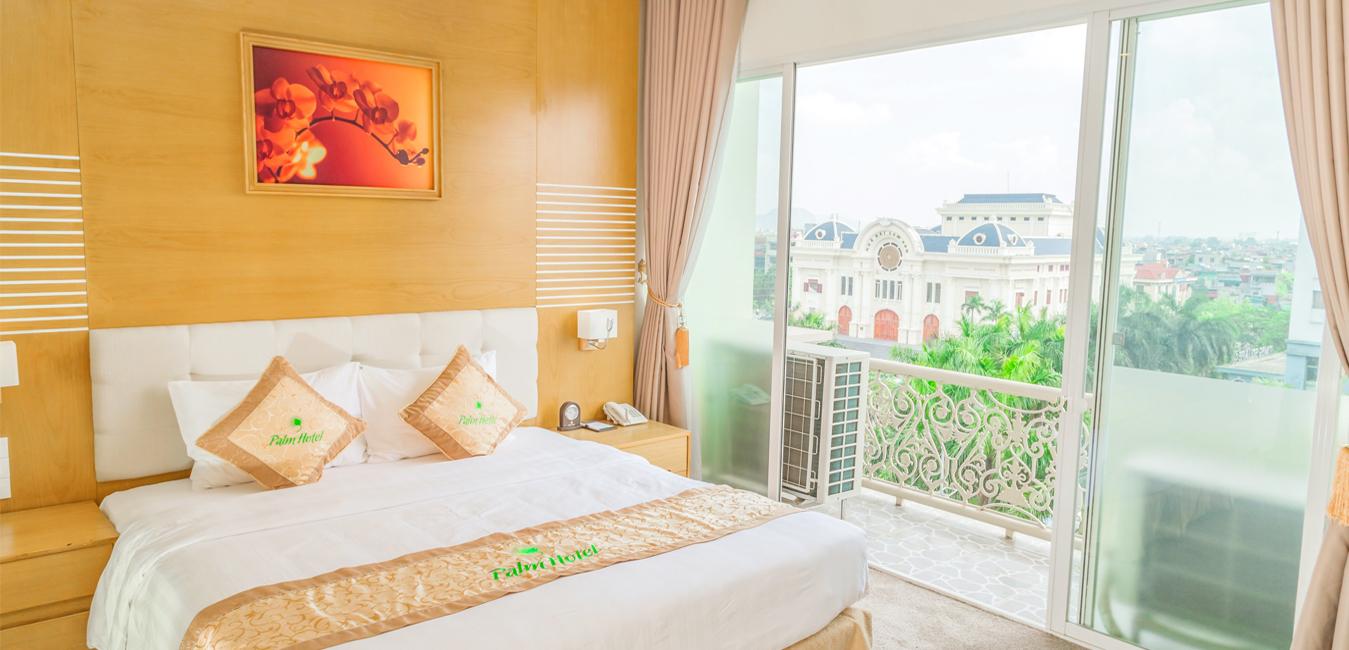 Khách sạn Thanh Hóa - Phòng VIP Luxury Suite
