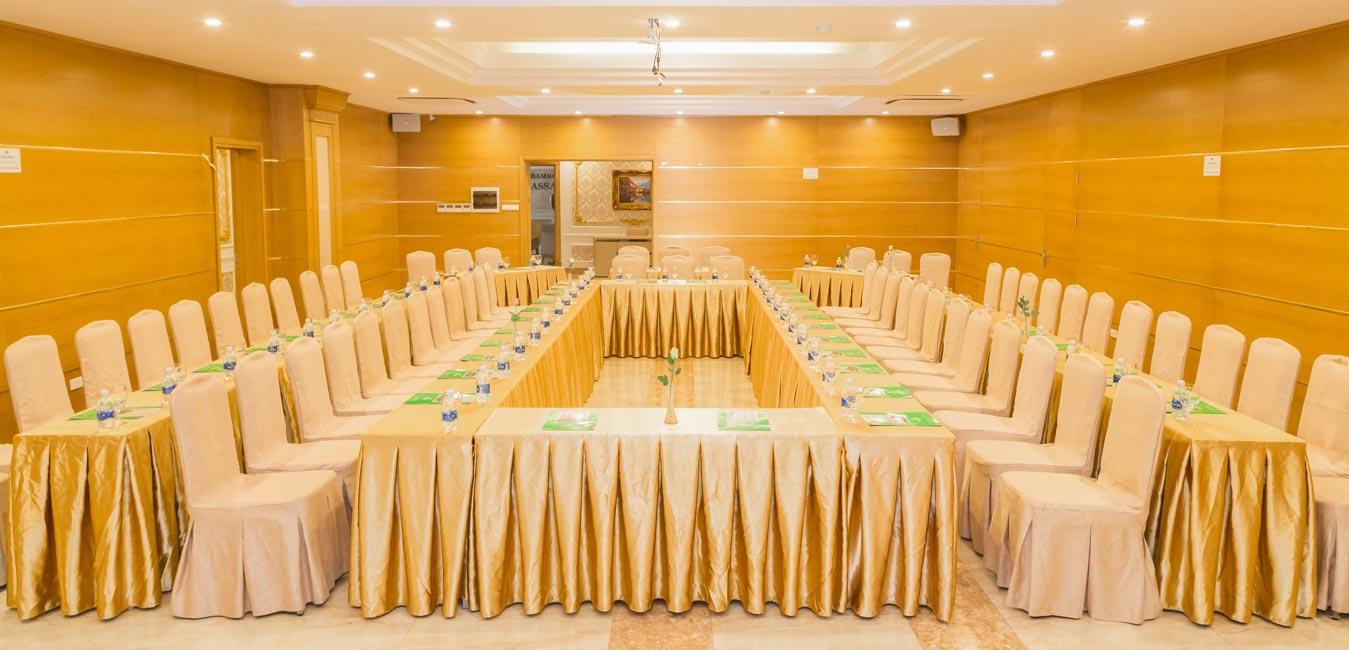 Phòng Hội Nghị - Khách sạn ở Thanh Hóa