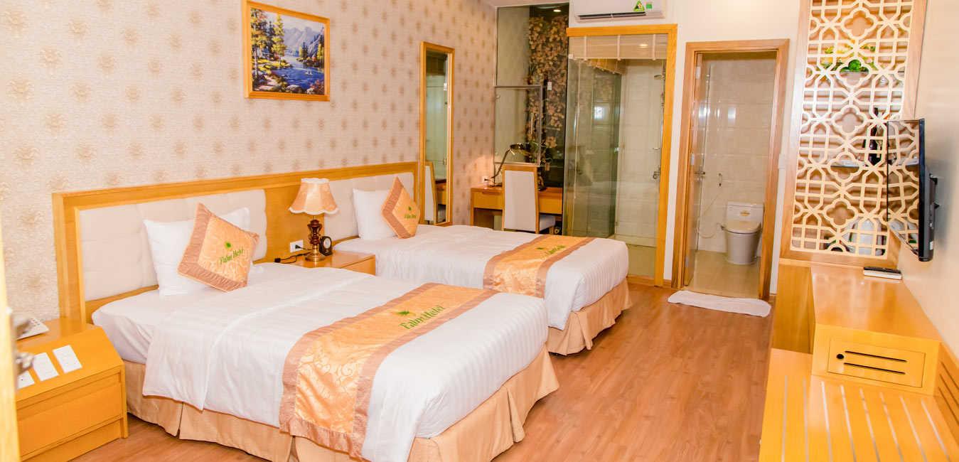 Khách sạn Thanh Hóa - Phòng TWin